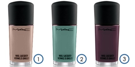 MAC Daphne Guinness For MAC Nail Lacquer