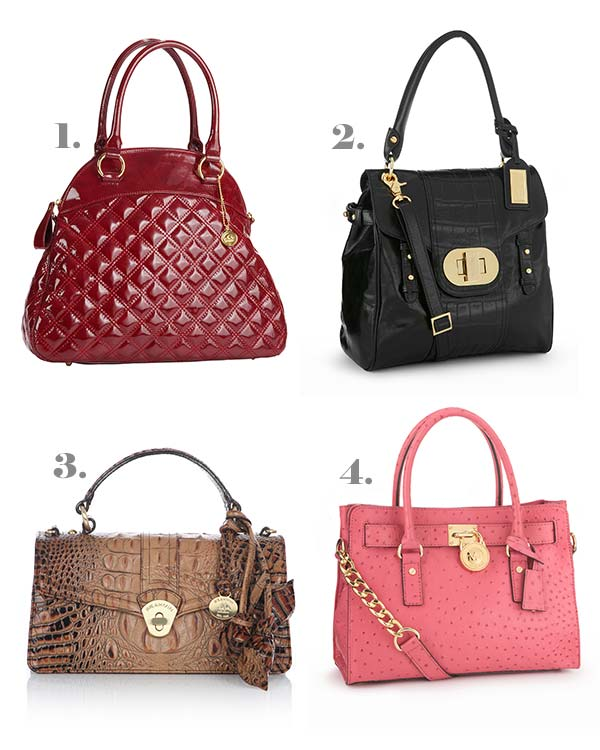 Great handbags from Dillard's