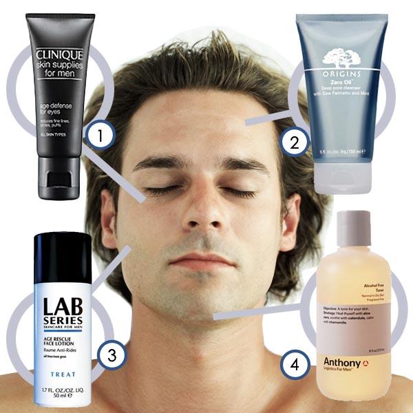 Clinique Dark Spot Corrector Men Men in Dark Face Spots