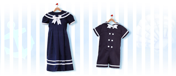 Children's Nautical Looks
