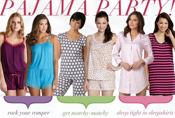 Pajama Party Outfit - Party City Hours