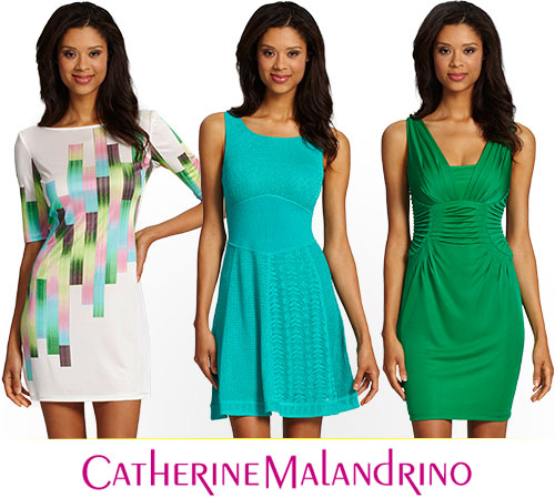 Introducing Catherine Malandrino