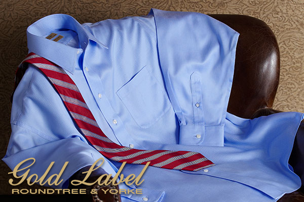 Shop Roundtree & Yorke Gold Label Dress Shirts from Dillard's